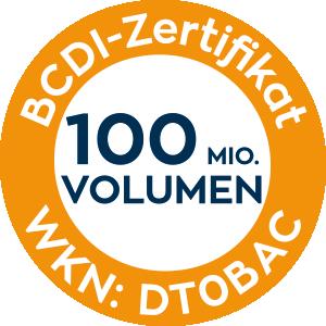 BCDI®-Zertifikat
