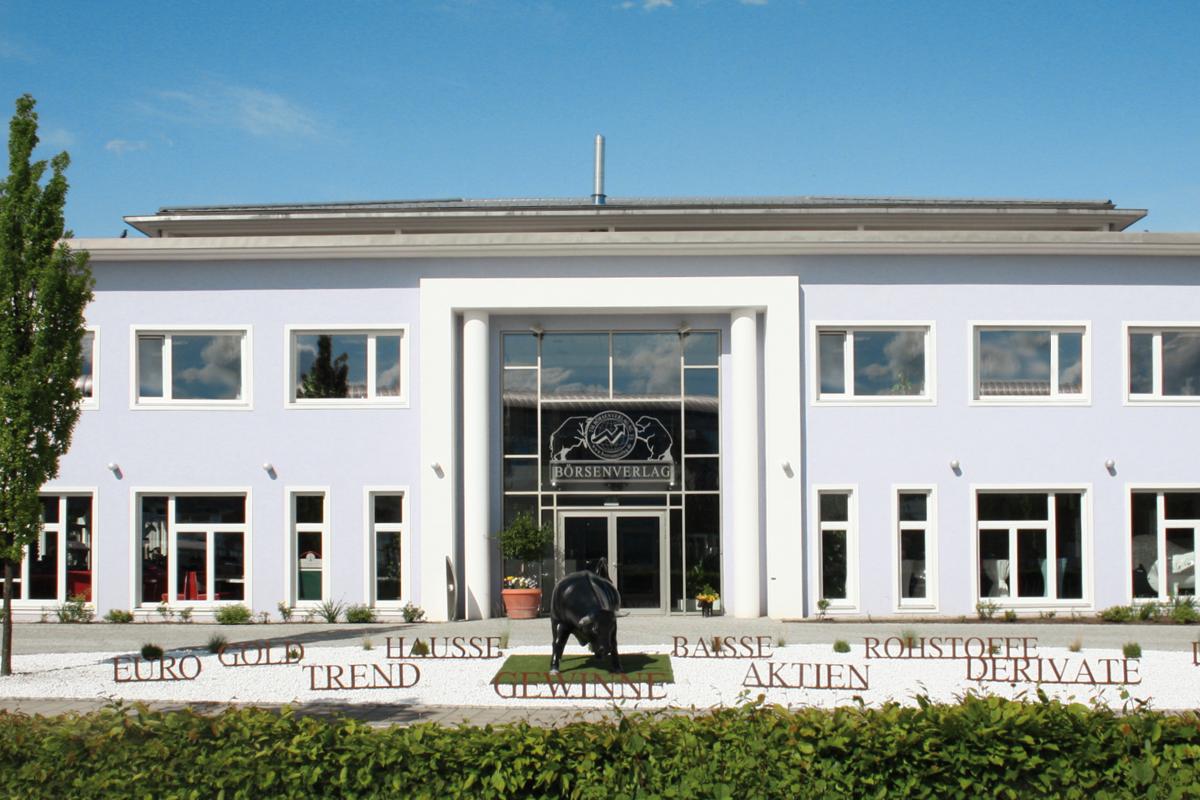 Börsenverlag-Verlagshaus