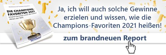 Ja, ich will auch solche Gewinne erzielen und wissen, wie die Champions-Favoriten 2021 heißen! Jetzt zum Sofort-Download