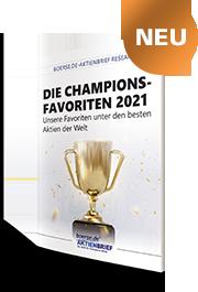 Der neue Report: Die Champions-Favoriten 2021