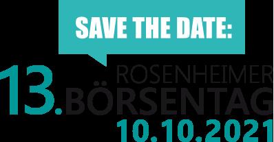 Rosenheimer Börsentag