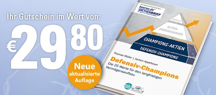 Ihr Gutschein im Wert von €29,80 - Jetzt Gutscheincode einlösen!