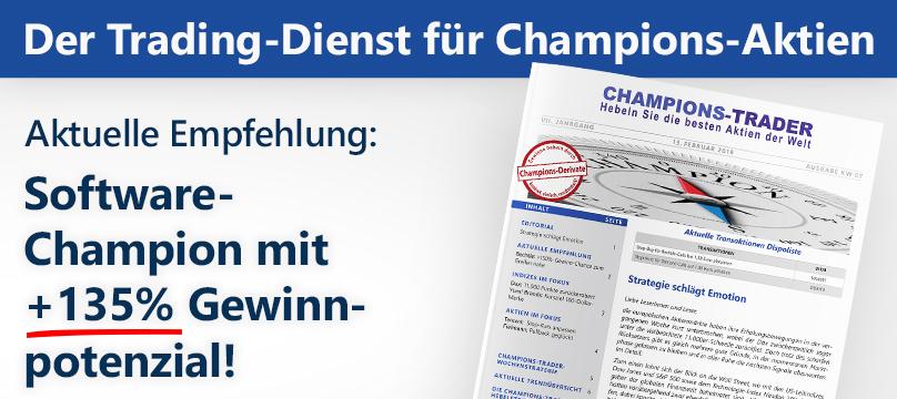 Champions-Trader – Der Trading-Dienst für Champions-Aktien